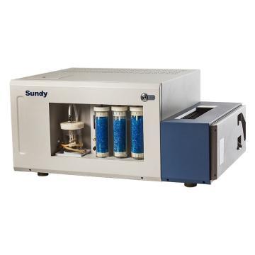 三德科技 Sundy 自动定硫仪,SDS820