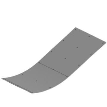 瑞比斯 浅槽衬板,C6-379-5000*1524*12