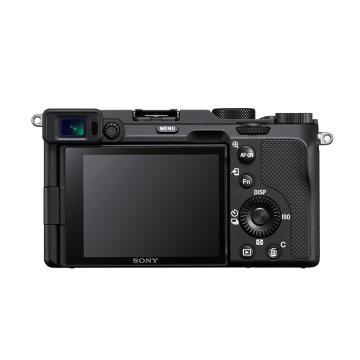 索尼(SONY)ILCE-7C/Alpha7C全画幅微单相机 A7CL (黑色)FE28-60 F4-5.6 官方标配