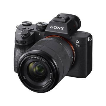 索尼(SONY)Alpha 7 III 28-60mm全画幅微单数码相机 便携镜头套装 约2420万像素 a7M3/A73/a7m3