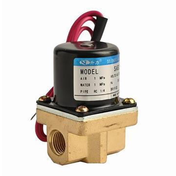 三德科技 两位两通电磁阀,规格:XAB21-02-5A,型号SDC-TY,订货号3022451