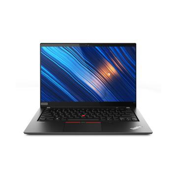 ThinkPad T14 14英寸笔记本电脑(i7-10510U 8G 512SSD MX330-2G独显 14英寸FHD Win10-H 1Y)