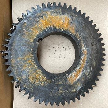东晴 振动筛齿轮,直径290、56齿,带键