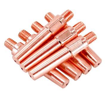 景盛,二保焊导电嘴(铬锆铜),工业精品,M8.8×40×φ1.6