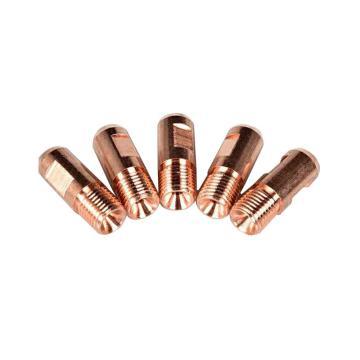 时代,埋弧焊导电嘴,外径粗16mm ,1.5丝*直径4mm,2.0丝*直径4.0mm