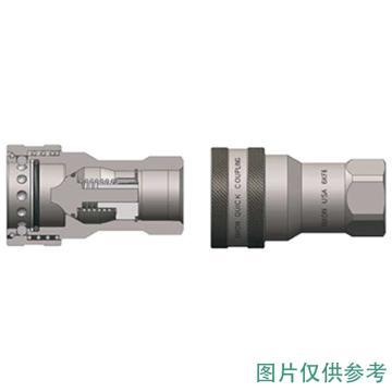 DIXON 液压快换接头,8KBF8-G