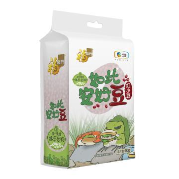 福临门 如此安好豆-红小豆,1kg 中粮出品