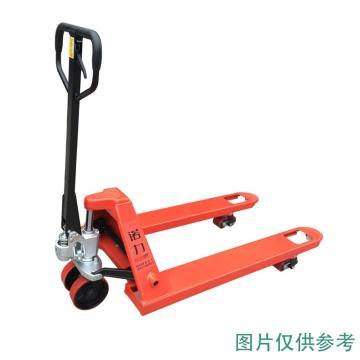 诺力 加长型搬运车,额载(T):2.5 货叉(mm):540*1500 聚胺脂双轮,AC540*1500PTP2.5T