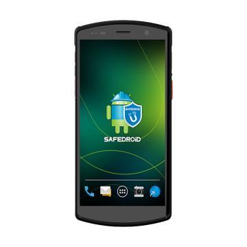 优博讯(UROVO)手持数据终端,企业级智能终端 安卓PDA DT50(二维+4G全网通+蓝牙+WIFI)