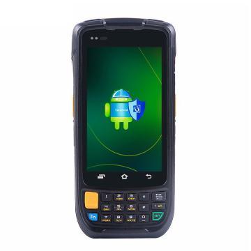 优博讯(UROVO)二维手持数据终端,PDA采集器工业手机 仓库物流快递医院银行 i6300A(标配 1+8G)