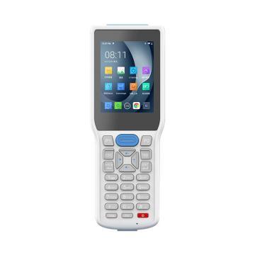优博讯(UROVO)手持数据终端,二维无线 条码仓库盘点器 ET28标配(安卓8.1+二维+WIFI+蓝牙)