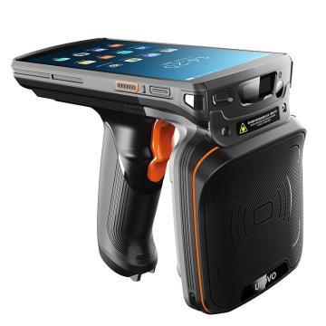 优博讯(UROVO)手持数据终端,企业级智能终端 安卓PDA DT50P(RFID手柄+蓝牙+WIFI+4G)