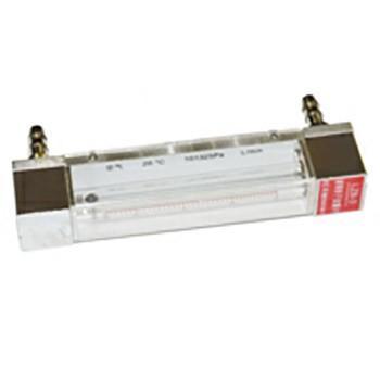 开元仪器 玻璃转子流量计LZB-3(L=120)(8L/min),适用仪器5E-CHN2200,FL2200,订货号3050104019