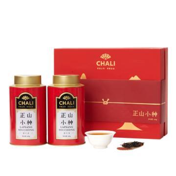 茶里 正山小种礼盒200g,100g/罐 2罐/盒