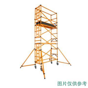 宝富 绝缘单宽脚手架,5米,RJP-SR-500