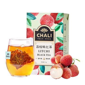 茶里 荔枝味红茶盒装37.5g,2.5g/包 15包/盒