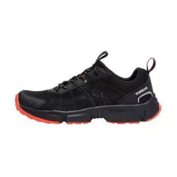 探路者 徒步鞋,黑色,37-45 1双