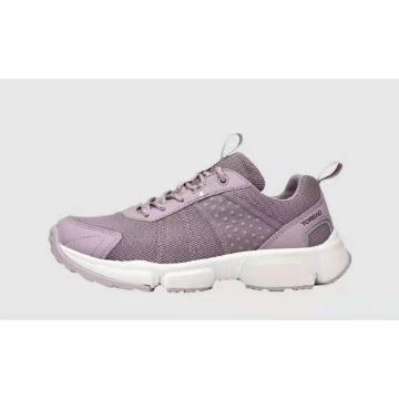 探路者 徒步鞋,本白/粉紫,36-41 1双