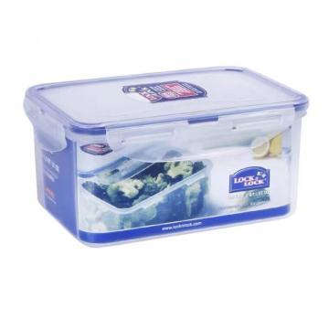 乐扣乐扣塑料保鲜盒,长方形家用大容量微波炉冰箱保鲜盒 HPL822D-CHS1 .2L