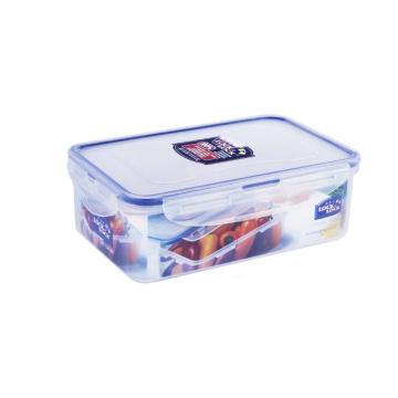 乐扣乐扣塑料保鲜盒,长方形密封家用饭盒微波炉冰箱保鲜盒 HPL817-CHS (1000mL)