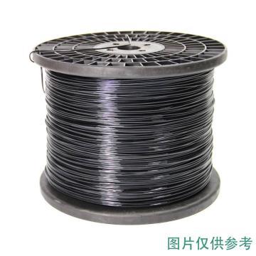 华强电器 镀锌包塑钢丝,钢丝直径φ2.5mm 加包塑直径φ4mm,GSS-M4