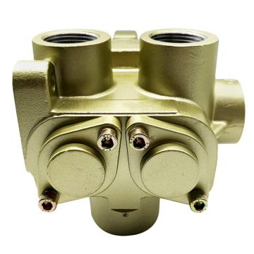 斯曼特 两位三通截止式电磁换向阀,SAR-25A25DC24V,铜