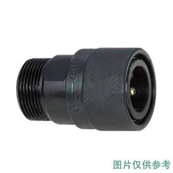 松乔 开闭式液压快速接头 母头 Q/ZB275-77-10SM,DN10,M27*1.5,5000PSI,材质碳钢