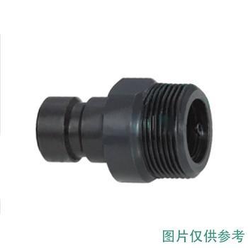 松乔 开闭式快速接头 公头 Q/ZB275-77-10PM,DN10,27*1.5,5000PSI,碳钢
