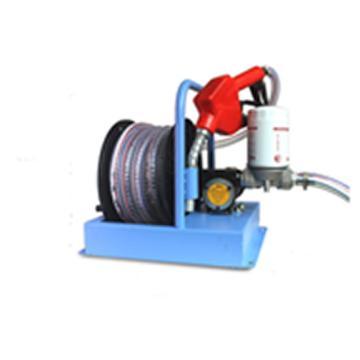 柴油电动抽油泵 220V,550W,卷盘泵跳枪型