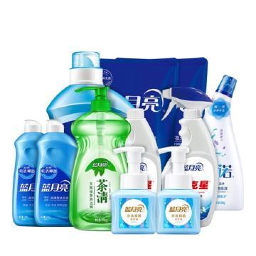 蓝月亮 洗衣液家居清洁组合11件套 11件/套 80001667