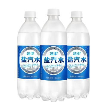 延中 盐汽水,600ml*20瓶 箱装 (按箱起售)
