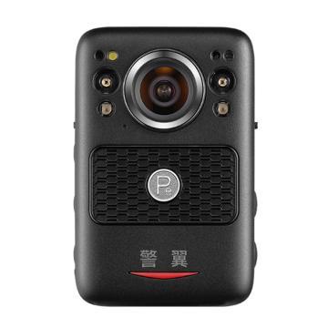 警翼F2执法记录仪 1440P超清红外无光夜视H.265视频编码高速摄录超长待机IP68畸形矫正 64G版