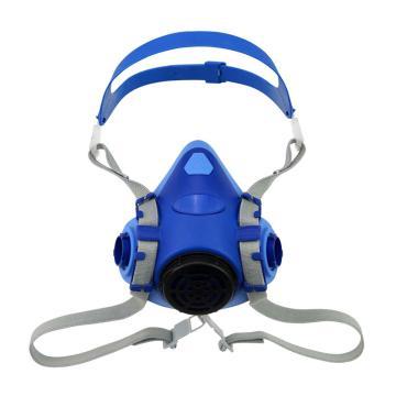 百安达 自吸过滤式防颗粒物呼吸器(可更换式半面罩),FEA01