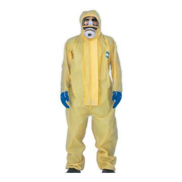 Raxwell?SafeClo中型防護服,歐標3類,S碼,1件/袋,RW8124