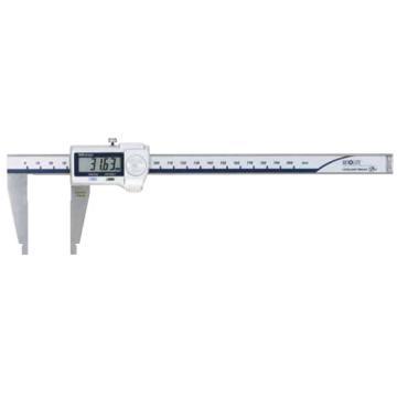 三丰 数显卡尺,带有尖型夹钳 0-1000mm 带SPC输出功能,550-207-10 不含第三方检测