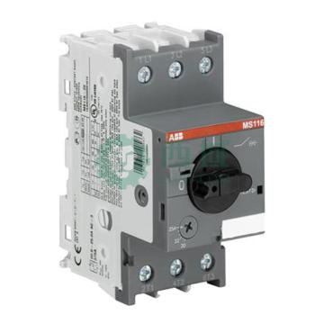 ABB 电动机保护用断路器,MS116-2.5