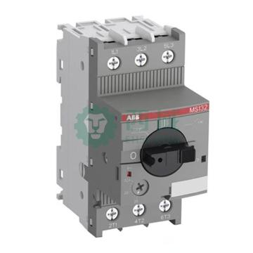ABB 电动机保护用断路器,MS132-25