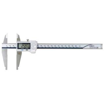 三丰 数显卡尺,圆弧刃和标准量爪 0-200mm 带SPC输出功能,551-301-20 IP67级防护,不含第三方检测