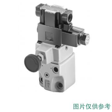 油研YUKEN BSG系列电磁溢流阀,产地台湾,BSG-03-2B2B-D24-46T