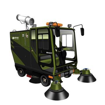亚伯兰 大型扫地车扫路车,YBL-2300 20000㎡/h,48V200A