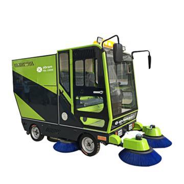 亚伯兰 四轮大型驾驶式扫地车,YBL-2300S 20000㎡/h 48V200A