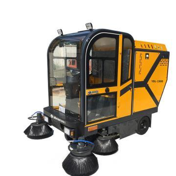 亚伯兰 高压洗扫一体款扫地机,ybl-1900 13000㎡/h 48V150A