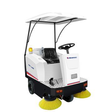 亚伯兰 小型驾驶式扫地车,ybl-1400 8400㎡/h 48V80A