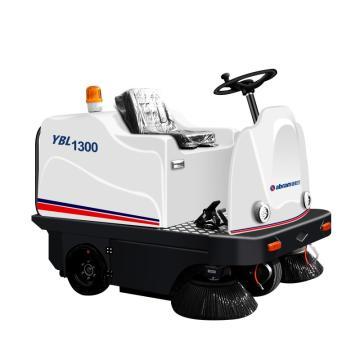 亚伯兰 驾驶式小型扫地车,ybl-1300 8100㎡/h 48V80A