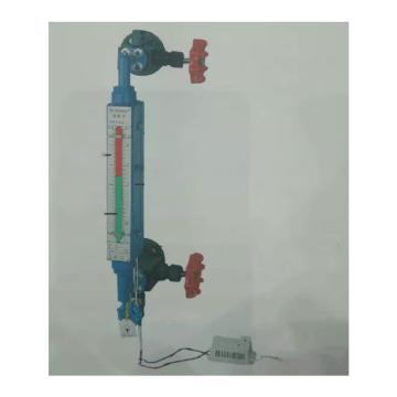 慈溪市液面计厂 法兰双色液位计,B43H/4.0mpa.-L600mm 碳钢材质 DN25法兰