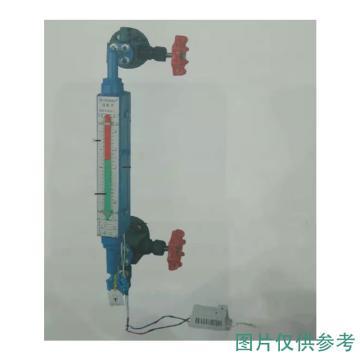 慈溪市液面计厂 法兰单色液位计,YGS/4.0mpa.-L600mm 碳钢材质 DN25法兰