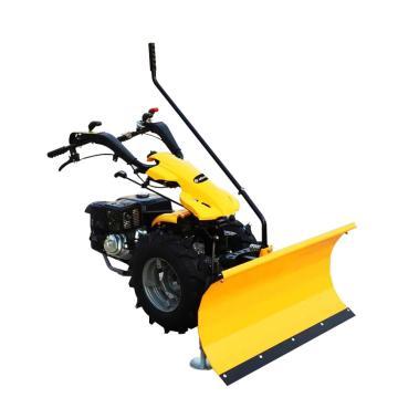 亚伯兰 柴油扫雪车冬天手推式扫雪车,ABRAM-110SX 清扫宽度110cm 电启动 柴油款