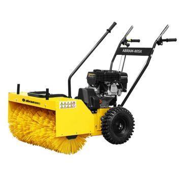 亚伯兰 小型扫雪机+雪铲+垃圾箱,ABRAM-80SX 清扫宽度80cm 4240㎡/h 油箱3.6L