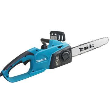 牧田makita 1800W电链锯伐木锯园林木头切割机链条锯手持锯400mm,UC4041ASP