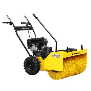 亚伯兰 小型小型扫雪机+垃圾箱,ABRAM-80SX 清扫宽度80cm 4240㎡/h 油箱3.6L